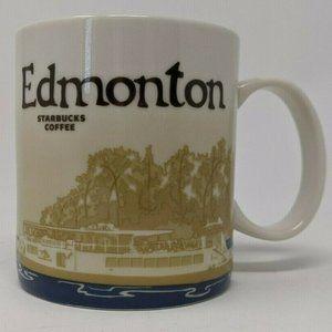 Starbucks Mug Global Icon Edmonton Alberta